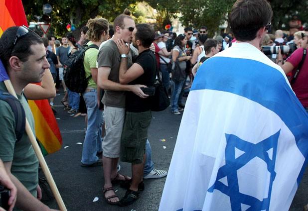 Гей-парад - в ИЗРАИЛЕ! Фоторепортаж - фото 3.