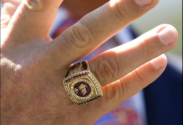 Своими руками перстень