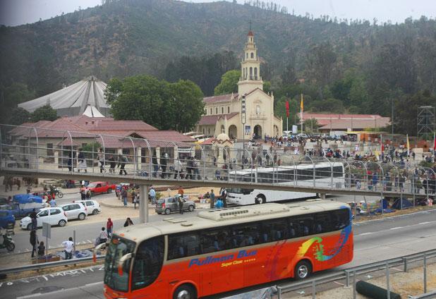 Peregrinación a lo Vásquez 2011