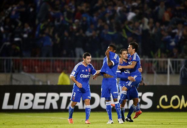 La U sigue escribiendo la historia con tinta azul: Goleó 6-0 y avanzó en la Libertadores