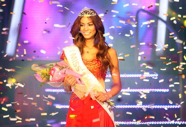 Camila Recabarren representará a Chile en Miss Mundo 2012