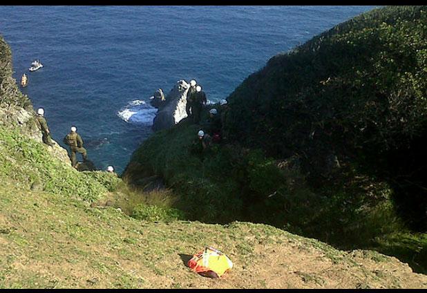 Tras 48 horas de búsqueda hallan sin vida a menor extraviado en Laguna Verde