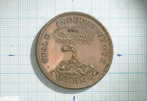 Desconocida moneda chilena alcanza un valor de 25 millones de pesos